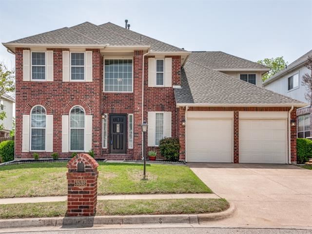 3532 Oak Bend Drive, Arlington, TX 76016 - #: 14555749