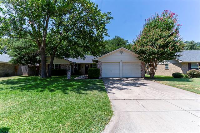2821 Autumn Drive, Hurst, TX 76054 - #: 14648749