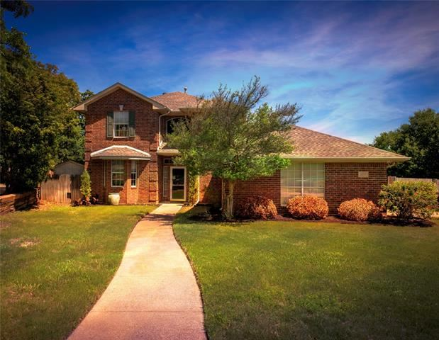 1255 Stonehill Court, Kennedale, TX 76060 - #: 14568751