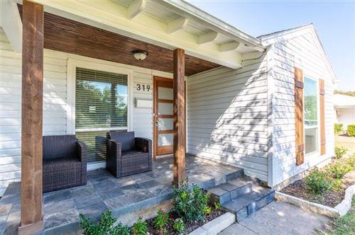 Photo of 319 Hillside Avenue, Richardson, TX 75081 (MLS # 14689752)