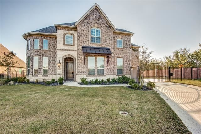 2200 Willa Brown Court, Flower Mound, TX 75028 - #: 14311755