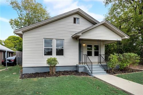 Photo of 3621 Townsend Drive, Fort Worth, TX 76110 (MLS # 14454756)
