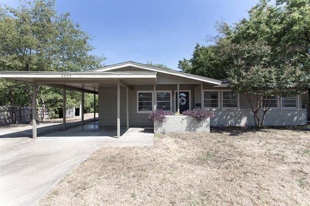 4005 Sanguinet Court, Fort Worth, TX 76107 - #: 14416756