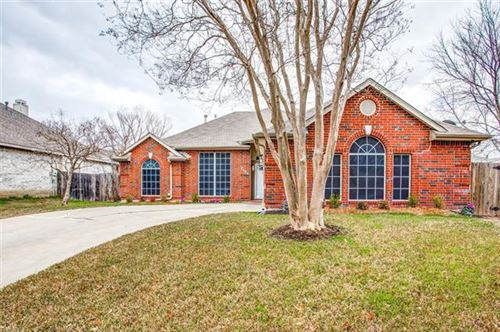 Photo of 7124 Mesa Verde Trail, Fort Worth, TX 76137 (MLS # 14283757)