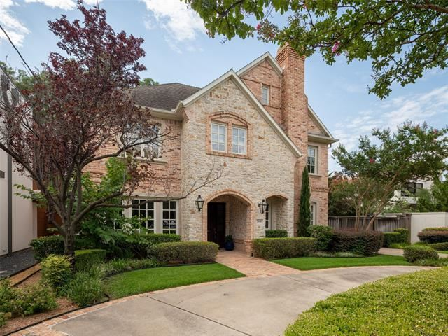 Photo for 5008 Abbott Avenue, Highland Park, TX 75205 (MLS # 14289757)