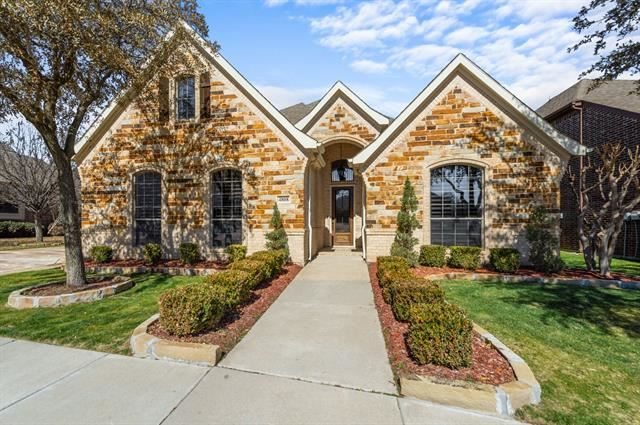 4808 Ridge Circle, Benbrook, TX 76126 - #: 14521757