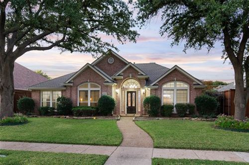 Photo of 4645 Spencer Drive, Plano, TX 75024 (MLS # 14694759)