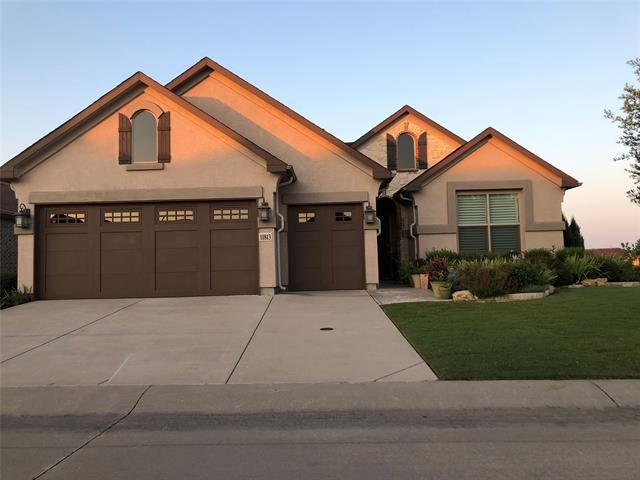 11813 Southerland Drive, Denton, TX 76207 - #: 14623759
