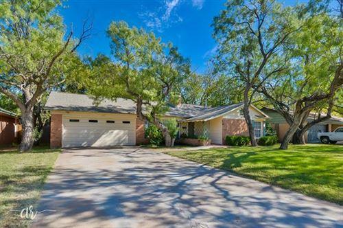 Photo of 1725 Minter Lane, Abilene, TX 79603 (MLS # 14459760)