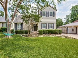 Photo of 6325 Ellsworth Avenue, Dallas, TX 75214 (MLS # 14101761)