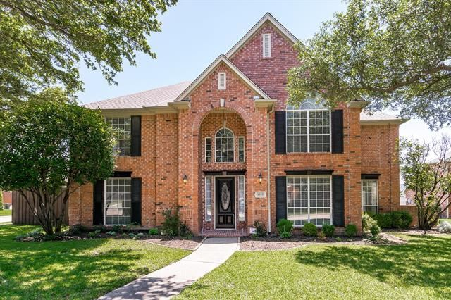 4548 Turnberry Court, Plano, TX 75024 - #: 14355763