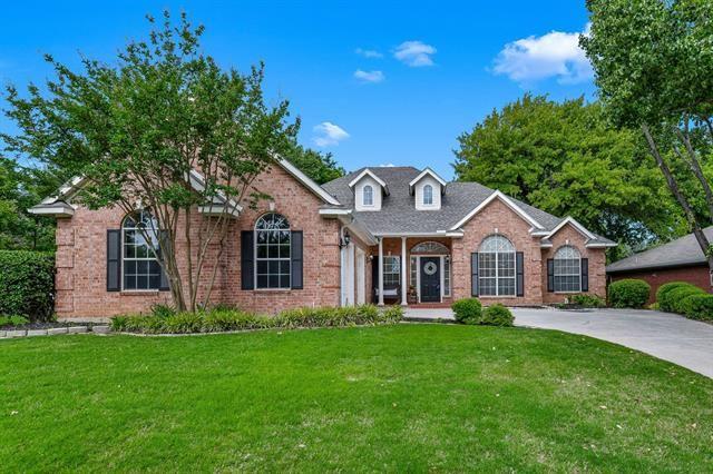 4101 Crescent Drive, Flower Mound, TX 75028 - #: 14576765
