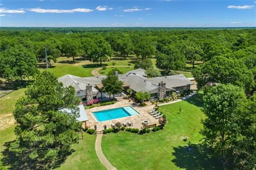 Photo of 10538 County Road 2400, Terrell, TX 75160 (MLS # 14332766)