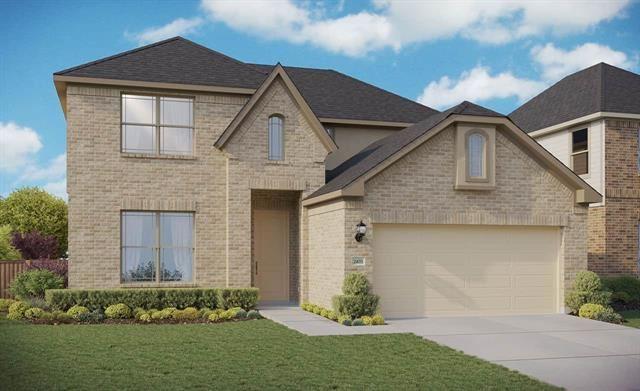 7549 Rhyner Way, Fort Worth, TX 76137 - MLS#: 14483766
