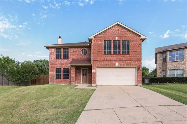 6501 Willow Oak Court, Fort Worth, TX 76112 - #: 14636767