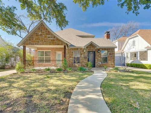 Photo of 4415 VANDELIA Street, Dallas, TX 75219 (MLS # 14286768)