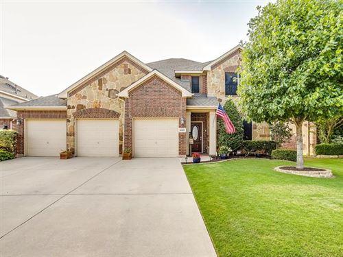 Photo of 15457 Landing Creek Lane, Fort Worth, TX 76262 (MLS # 14378769)
