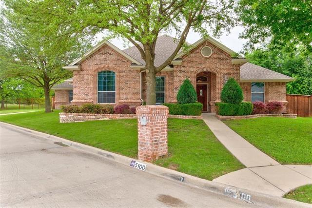 5100 Estrella Lane, Benbrook, TX 76126 - #: 14577769