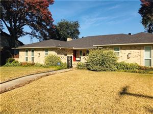 Photo of 7623 Wellcrest Drive, Dallas, TX 75230 (MLS # 13986770)
