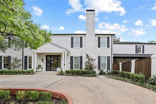 Photo of 5440 Byron Avenue, Highland Park, TX 75205 (MLS # 14441771)