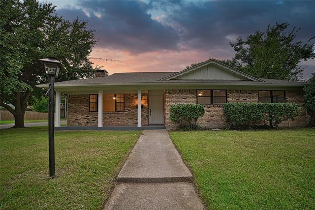 1201 Terrace Trail, Hurst, TX 76053 - #: 14438771