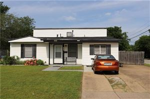 Photo of 3600 Griggs Avenue, Fort Worth, TX 76119 (MLS # 14088772)