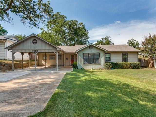 1513 Tyler Street, Arlington, TX 76012 - #: 14438772