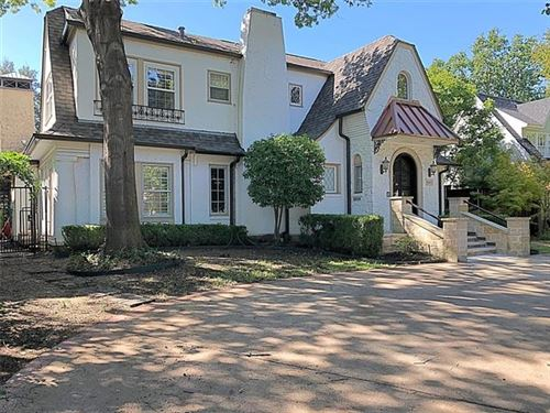 Tiny photo for 3405 Princeton Avenue, Highland Park, TX 75205 (MLS # 14380774)