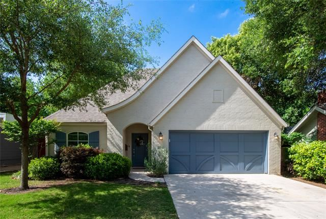 4020 Bryce Avenue, Fort Worth, TX 76107 - #: 14347774