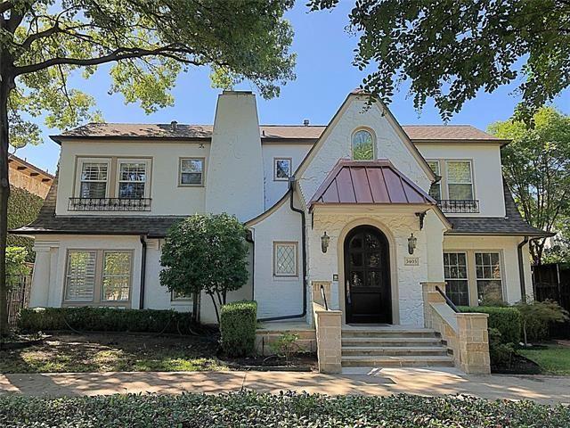Photo for 3405 Princeton Avenue, Highland Park, TX 75205 (MLS # 14380774)