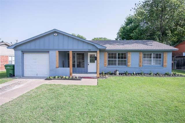 403 Armstrong Drive, Garland, TX 75040 - #: 14626775