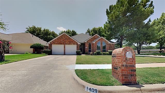 1409 Lionheart Court, Flower Mound, TX 75028 - #: 14635775