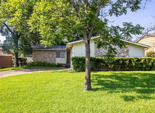 Photo of 2316 Bayberry Drive, Mesquite, TX 75149 (MLS # 14602776)