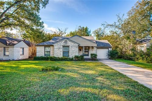 Photo of 6210 Fairway Avenue, Dallas, TX 75227 (MLS # 14696777)