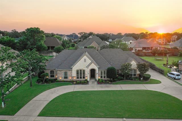 1040 Falcon Creek Drive, Kennedale, TX 76060 - #: 14598778