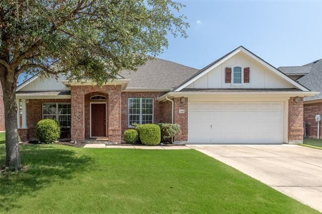4109 Dellman Drive, Fort Worth, TX 76262 - MLS#: 14621780