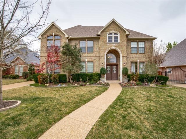 7016 Brierhollow Court, Fort Worth, TX 76132 - #: 14544781