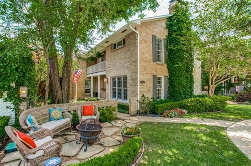 Photo of 3425 Amherst Avenue, University Park, TX 75225 (MLS # 14595782)