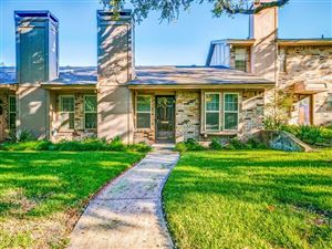 Photo of 7607 Pebblestone Drive #9, Dallas, TX 75230 (MLS # 14203783)