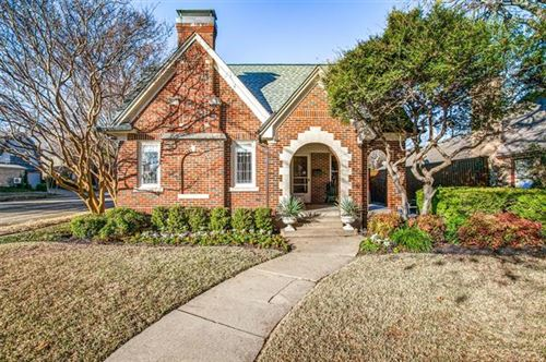 Photo of 5503 Morningside Avenue, Dallas, TX 75206 (MLS # 14242784)