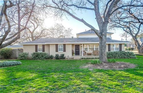 Photo of 5108 Rose Street, Colleyville, TX 76034 (MLS # 14487785)