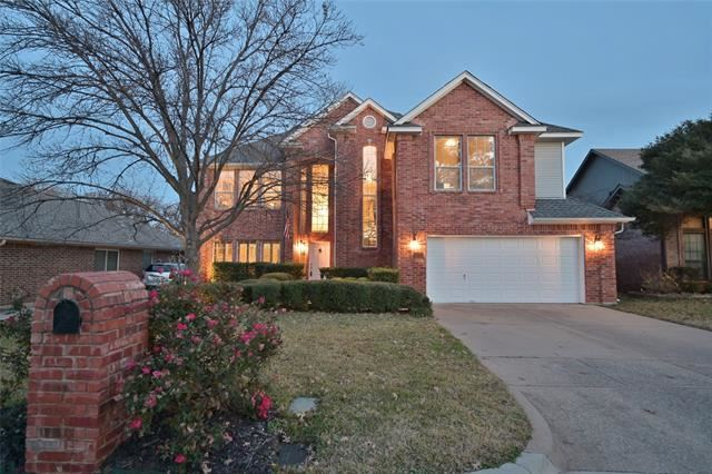 4103 Kingsferry Drive, Arlington, TX 76016 - #: 14494785