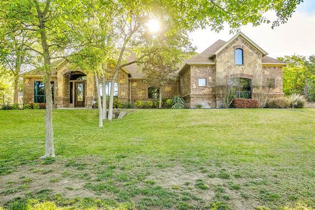 104 Hidden Forest Drive, Azle, TX 76020 - #: 14559787