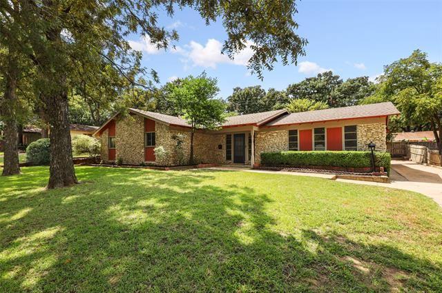 1129 Trailwood Drive, Hurst, TX 76053 - #: 14659787