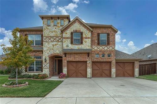 Photo of 1531 Intessa Court, McLendon Chisholm, TX 75032 (MLS # 14694790)
