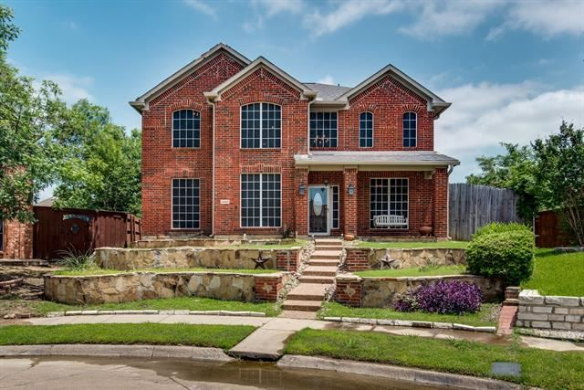 6444 Carriage Lane, The Colony, TX 75056 - #: 14598790
