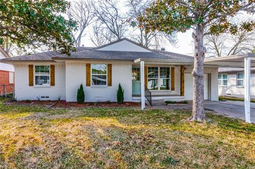 Photo of 1626 Rosemont Street, Mesquite, TX 75149 (MLS # 14552795)