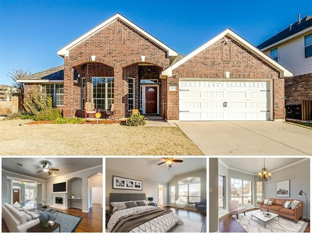 3601 Queenswood Court, Fort Worth, TX 76244 - #: 14482796