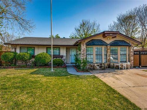 Photo of 4106 Bucknell Drive, Garland, TX 75042 (MLS # 14550797)