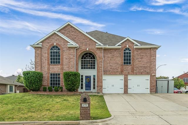 6756 Thaddeus Drive, Fort Worth, TX 76137 - #: 14426798